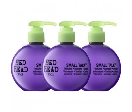 Tigi Bed Head Small Talk x 3