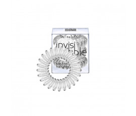 Invisibobble Crystal Clear Regular