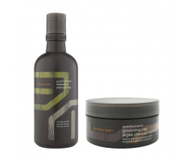 Aveda Kit Men Pure-Formance Shampoo + Styling