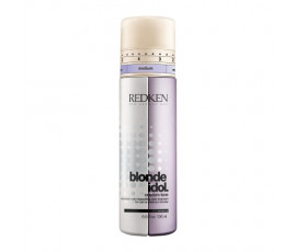 Redken Blonde Idol Conditioner Custome-Tone Violet 196 ml