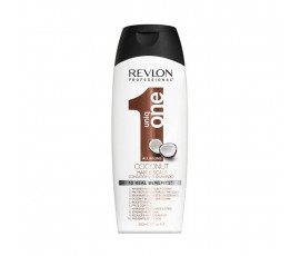 Revlon Professional UniqONE Coconut Conditioning Shampoo 300 ml