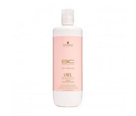 Schwarzkopf Professional BC Rose Oil Hair & Scalp Shampoo 1000 ml
