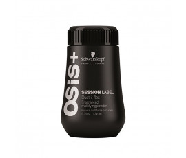 Schwarzkopf Professional OSiS+ Session Label Label Dust It Flex 10 g