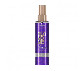 Schwarzkopf Professional Blondme Tone Enhancing Spray Conditioner - Cool Blondes 150 ml