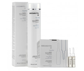 Medavita Kit Requilibre Shampoo + Vials 12 x 6 ml
