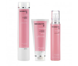 Kit Medavita Nutrisubstance Nutritive Shampoo 250 ml + Nutritive Mask 150 ml + Elisir 100 ml