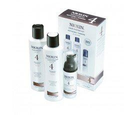 Nioxin Kit System 4 Trial Cleanser + Scalp Revitaliser + Scalp Treatment