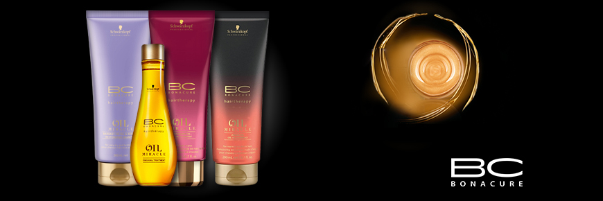 Trilab Schwarzkopf Professional BC Oil Miracle