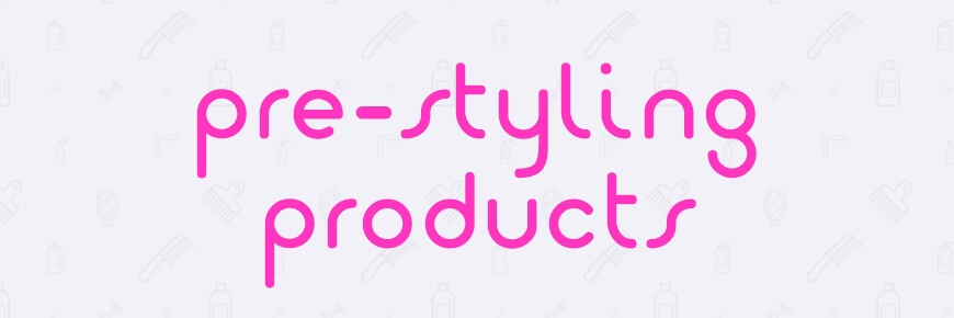 Trilab Pre-Styling Products